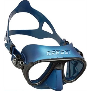 CRESSI Calibro Blue Nery Two Lens Mask