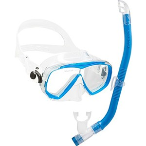 CRESSI Estrella Junior VIP Combo Set (7-13 Years) Estrella Mask & Top Snorkel