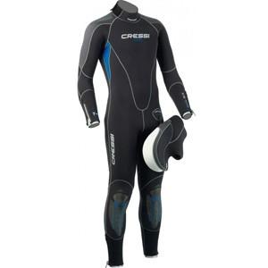 Cressi Lontra Winter Suit, Full Suit 7mm Man - LR 103202