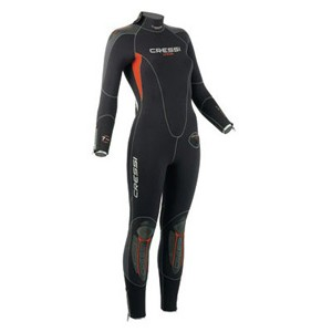 CRESSI Lontra Full Suit 5mm Lady