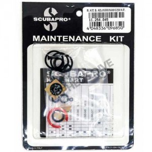 SCUBAPRO Second Stage Repair Kit - S555 - S600 - G250 - 11.254.045