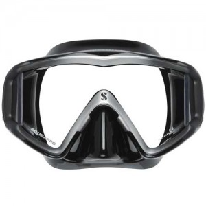 Scuba Pro Crystal VU, Wide-Angle Lens Mask Ultra Seal - 15795