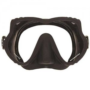 SCUBAPRO Devil One Lens Mask with EZ-Open Strap
