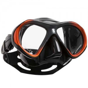 SCUBAPRO Spectra Mini Two Lens Mask