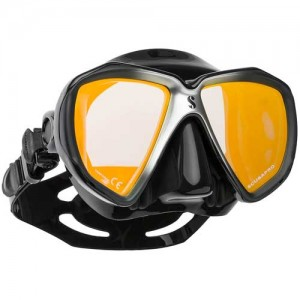SCUBAPRO Spectra Two Lens Mirrored Mask