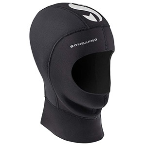 SCUBAPRO Everflex Hood 5-3mm without Bib