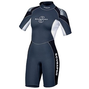 SCUBAPRO Profile 2.5mm Shorty Wetsuit Woman