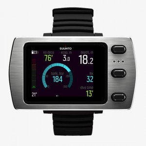 SUUNTO EON Steel Dive Computer with BOOT - USB - Bungee kit