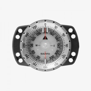 SUUNTO SK-8 Diving Compass Bungee Mount NH
