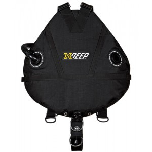XDEEP Stealth 2.0 Rec Setup Side Mount BCD